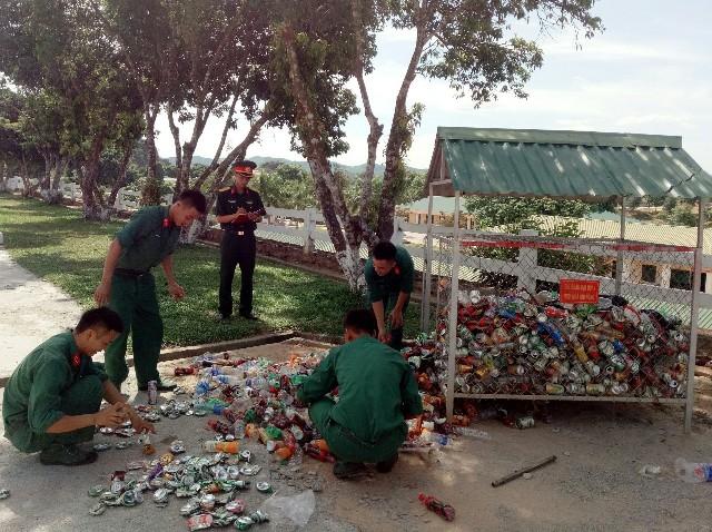 """Hiệu quả từ """"Ngôi nhà rác"""" ở Đoàn Bình Long"""